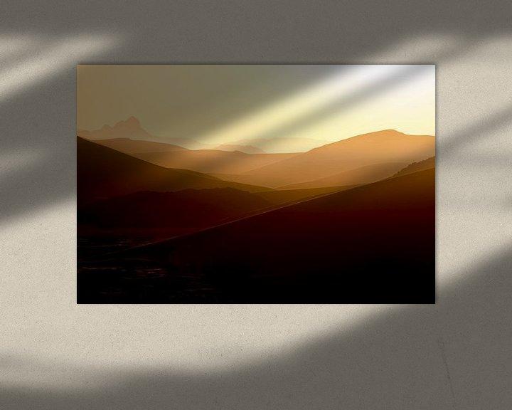 Sfeerimpressie: Eindeloze Horizons van Gerard van Roekel