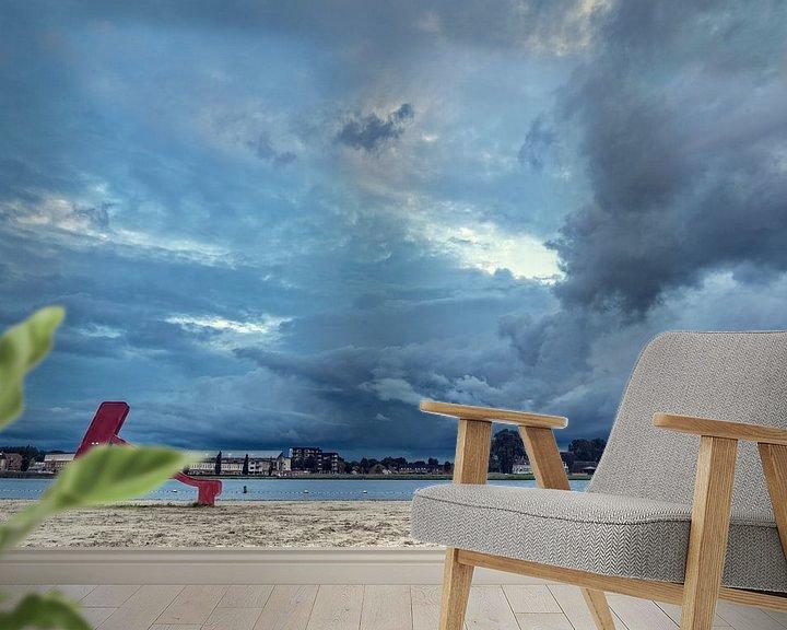 Impression: Ruskenveense strand sur Arthur de Groot