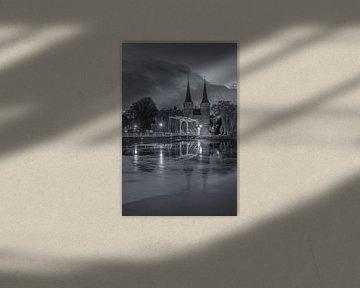 Oostpoort Delft, zwart-wit - 7 von Tux Photography