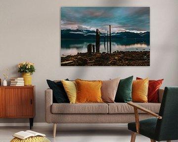 Dockside Seward van Maikel Claassen Fotografie