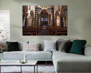 Kerk in Koblenz von Jaap Mulder