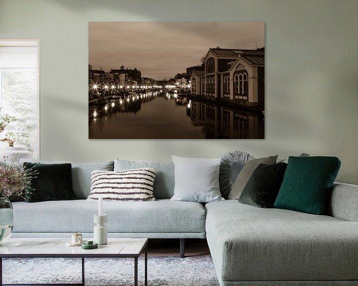 Sfeerimpressie: Leiden - nieuw minerva van Leanne lovink