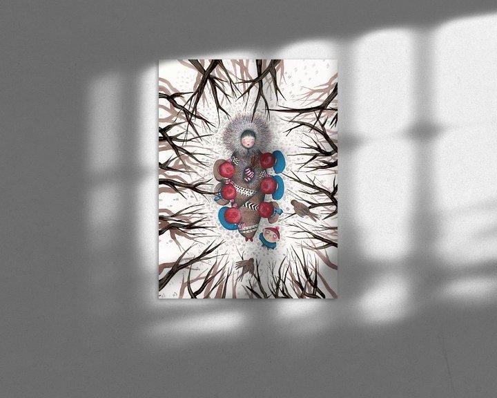 Sfeerimpressie: Sneeuwwitje van Marieke Nelissen