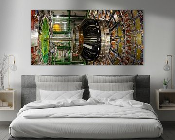 Large Hadron Collider van Paul Oosterlaak