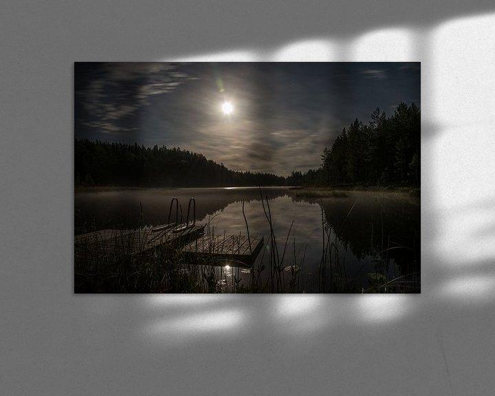 Sfeerimpressie: Nachtrust van Sander Strijdhorst