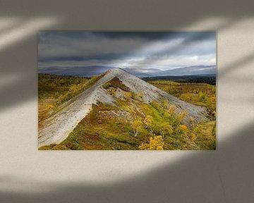 Pyramide in Zweden van Hamperium Photography