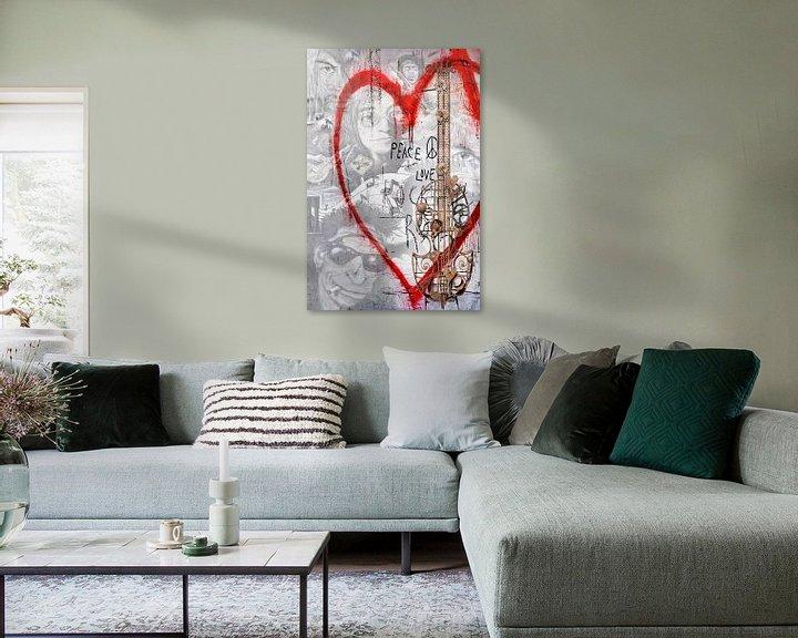 Sfeerimpressie: Liefde & Vrede van Joachim G. Pinkawa