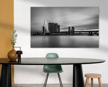 Rotterdam op z'n zachtst. van Kevin van Deursen