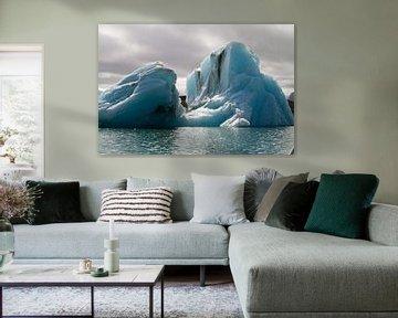 Drijvende ijsberg sur Sander Meijering