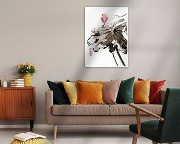 Lotus von Yvonne Jansen