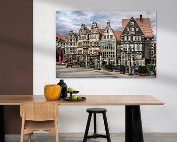 City of Bremen van Joachim G. Pinkawa