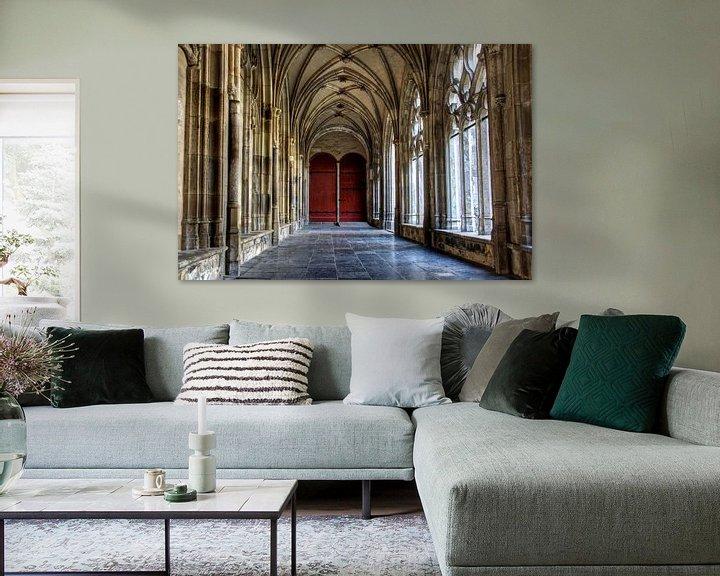 Beispiel: Gang, galerij in Kerk von PvdH Fotografie