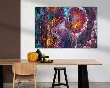 Kleur explosie von Sonja Pixels
