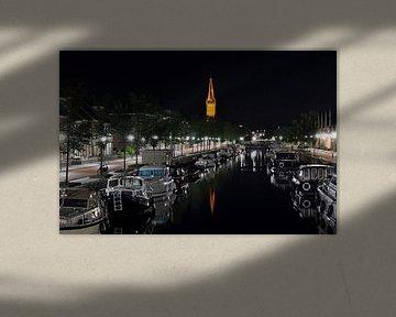 Steenwijk by night