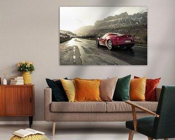 Alfa Romeo 4C van Sytse Dijkstra