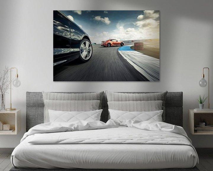 Sfeerimpressie: GT86 vs. BMW 220i van Sytse Dijkstra
