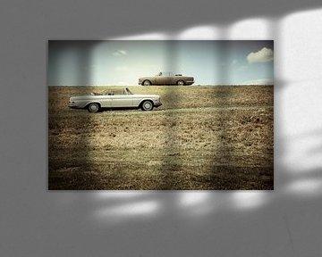 Mercedes-Benz Vs. Rolls Royce van Sytse Dijkstra