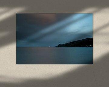 Landscape 'Little light' van Greetje van Son