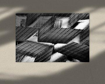 Matrix 1 Roosterwerken van Sonja Pixels
