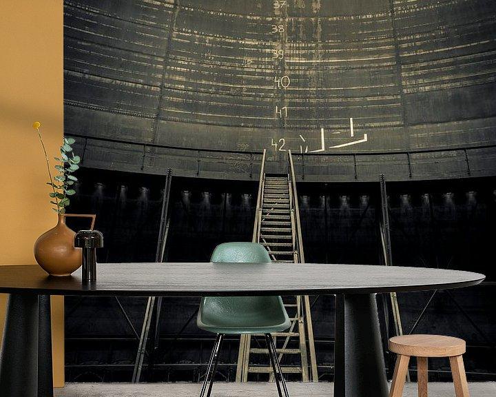 Sfeerimpressie behang: Stairway to our Final Destination. van 3,14 Photography