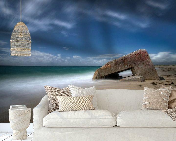 Beispiel fototapete: Taken by the sea... von Hans Kool
