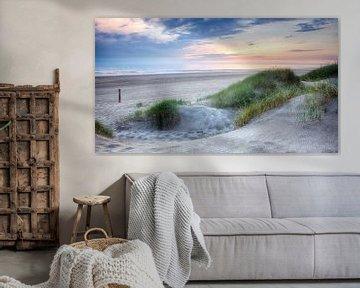 Egmond Binnen strand.