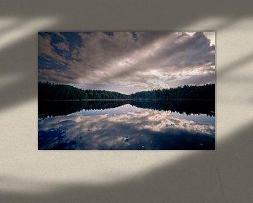 Spiegelmeer van Sander van Leeuwen
