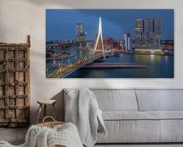 Under the Bridge van Rene Ladenius Digital Art