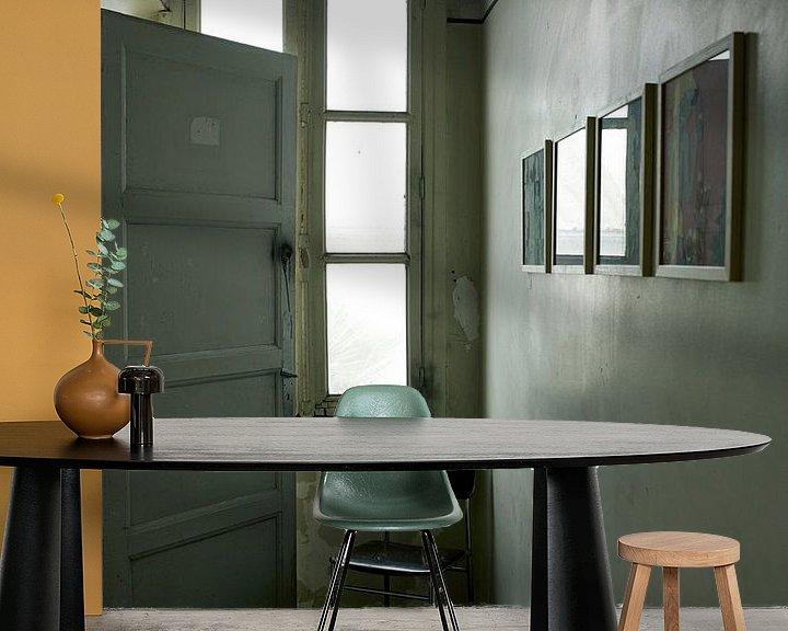 Sfeerimpressie behang: DESUETUDE van Mon Vilain
