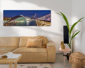 City of Arts and Sciences, Valencia - 5 van Tux Photography