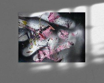 Urban Abstract 238 van MoArt (Maurice Heuts)