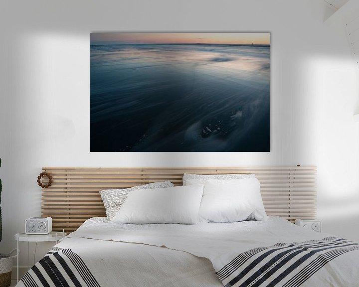Sfeerimpressie: Noordzeestrand van Douwe Schut