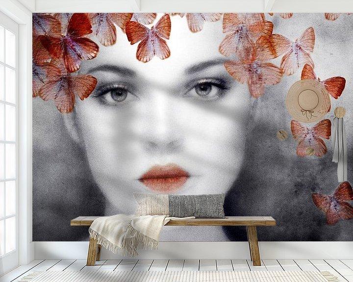 Beispiel fototapete: Dreamer von Jacky Gerritsen