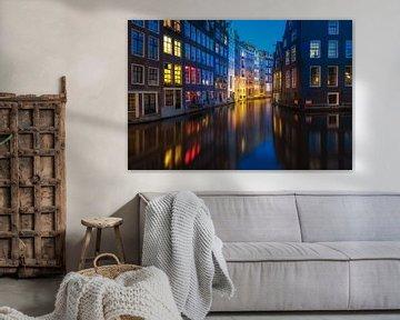 Amsterdam Red Light District sur Albert Dros