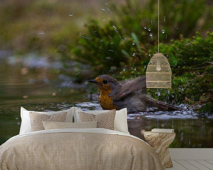 Beispiel fototapete: Relaxing von Eric van Schaijk