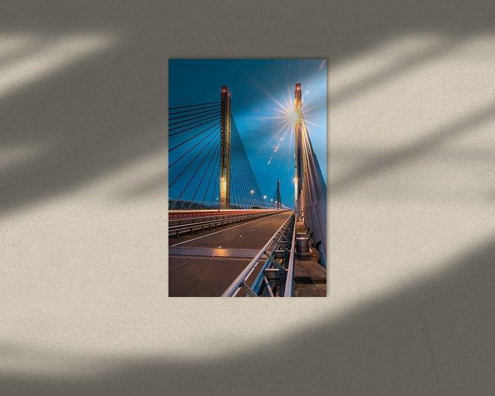 Beispiel: Sunny Bridge von Eric van Schaijk