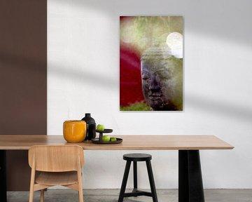 Head of Buddha sur MR OPPX