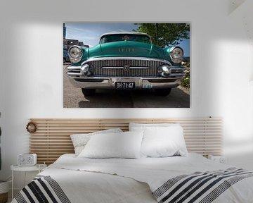 Buick Roadmaster Oldtimer von 1955 von Maurice de vries
