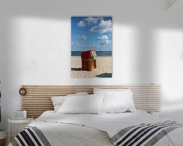 strand van Ostsee Bilder