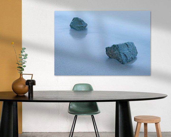 Impression: Zand, water, stenen sur Douwe Schut