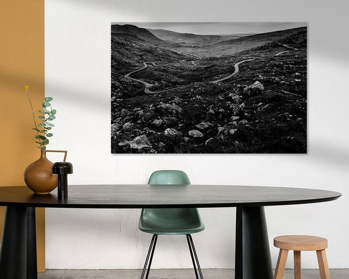 Sfeerimpressie: Healy Pass, Ierland van Hans Koster
