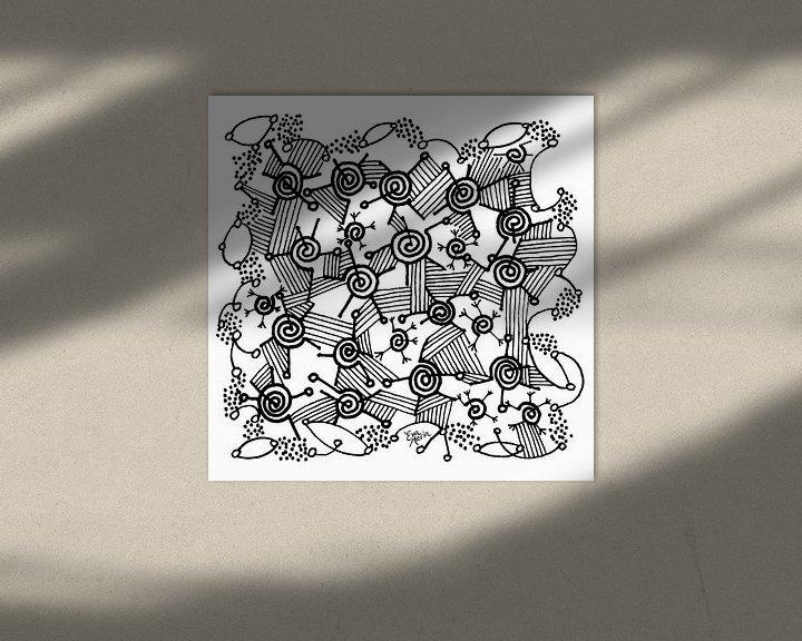 Sfeerimpressie: Netwerk 190315 van ART Eva Maria