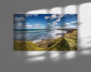 Omaha Beach Frankrijk Normandie strand