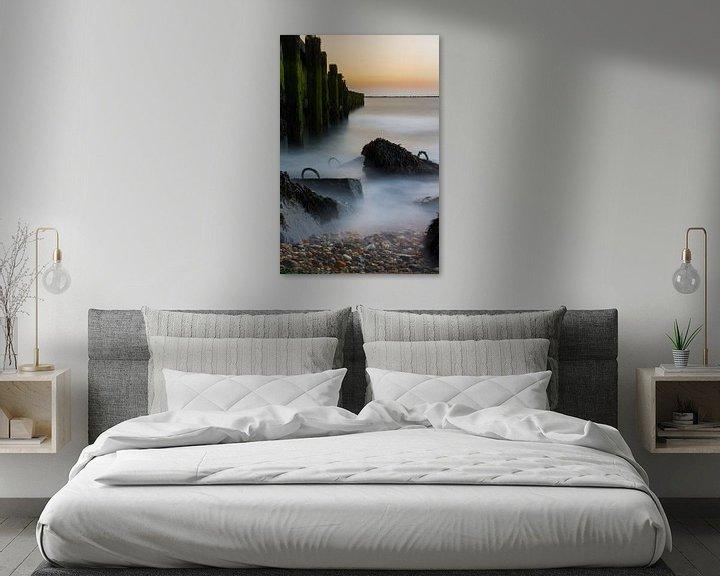 Beispiel: Mystische Wellen  von PJS foto