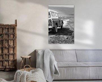 Land Rover  van Monique ter Keurs
