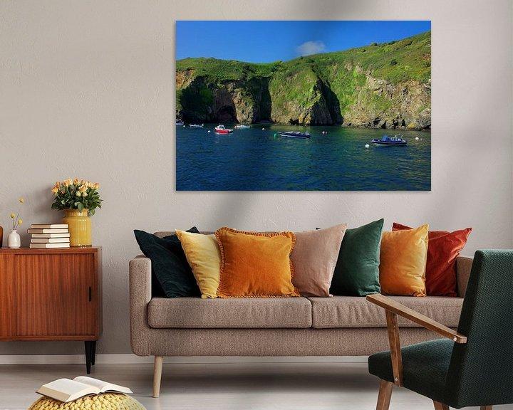 Impression: Sark - Channel Islands sur Gisela Scheffbuch