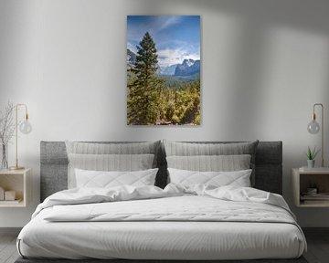 Yosemite Nationalpark, USA sur Jan Schuler