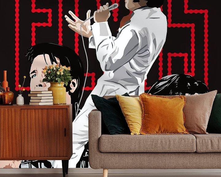 Impression: Elvis Presley - The NBC Special 1968 sur Jarod Art