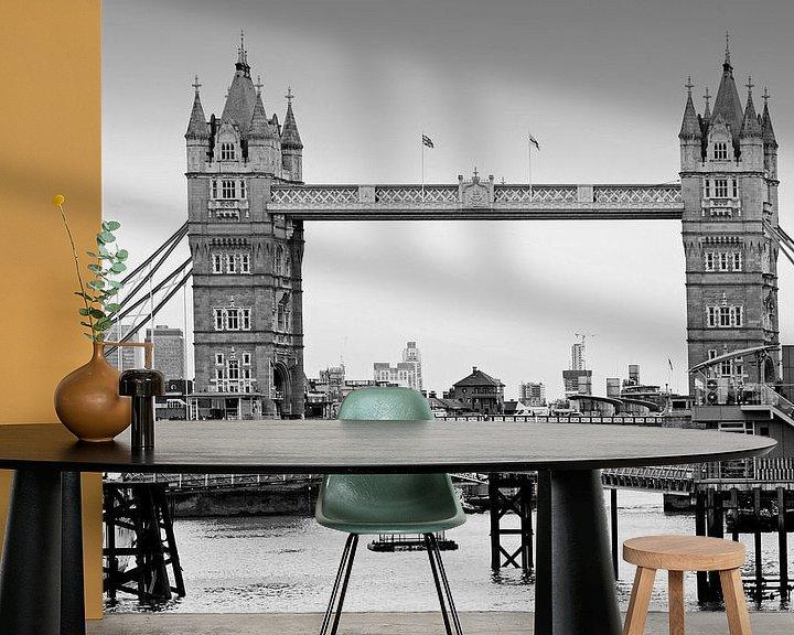 Impression: London ... Tower Bridge IV sur Meleah Fotografie