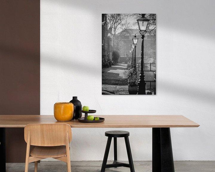 Impression: Lantaarns, Leiden sur Jordy Kortekaas